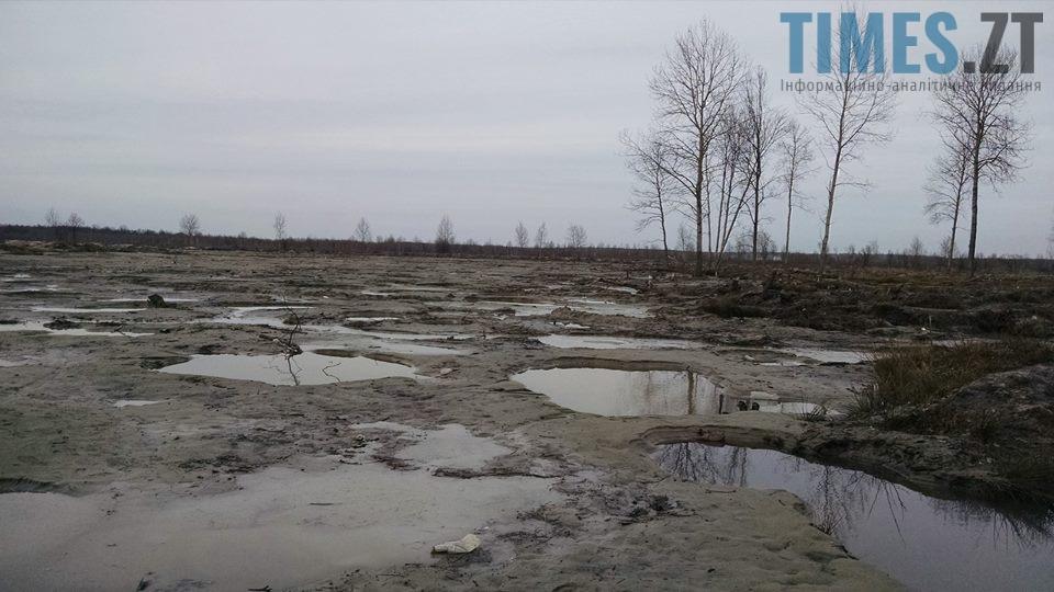 Обище Олевського району1 - Чи буде врегульовано питання видобутку бурштину на Житомирщині?