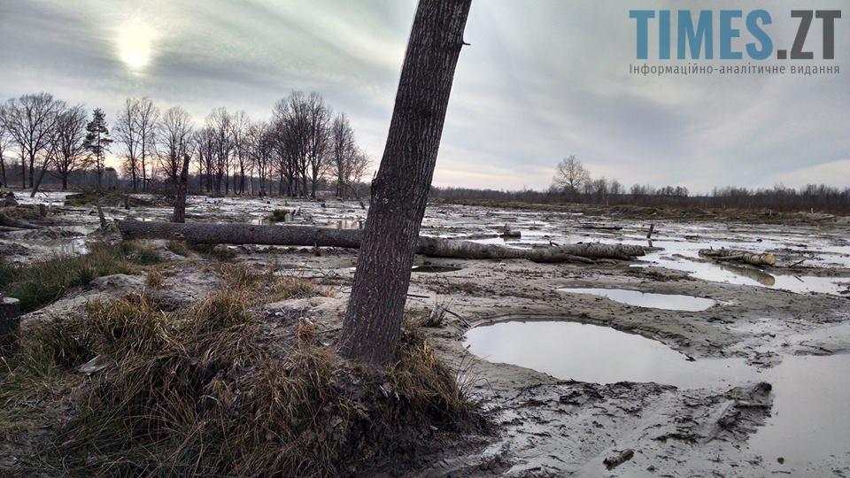 Обище Олевського району3 - Чи буде врегульовано питання видобутку бурштину на Житомирщині?