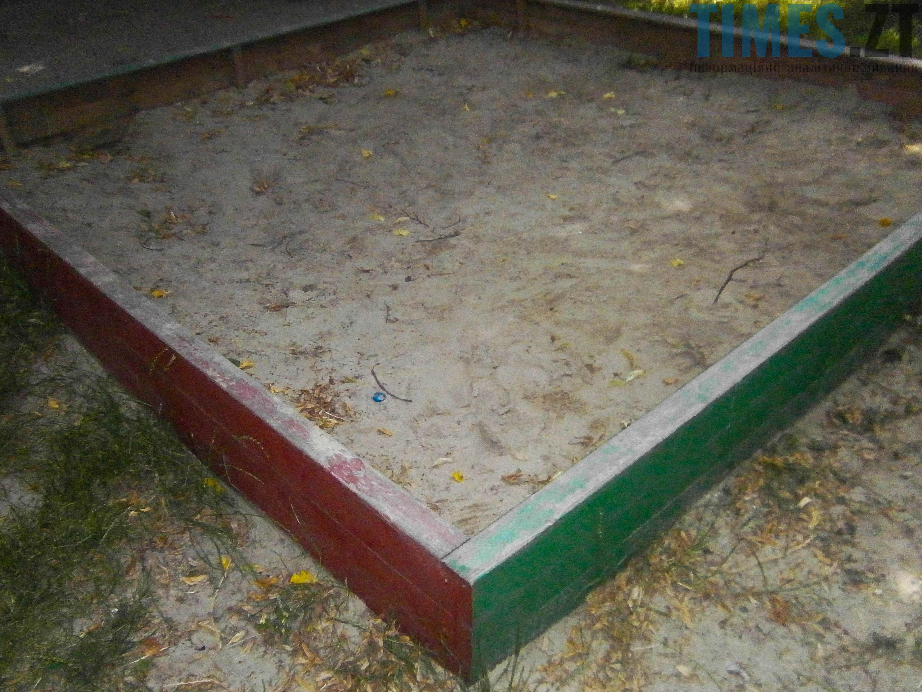 P7161641 - (Благо)устрій  житомирських дитячих майданчиків