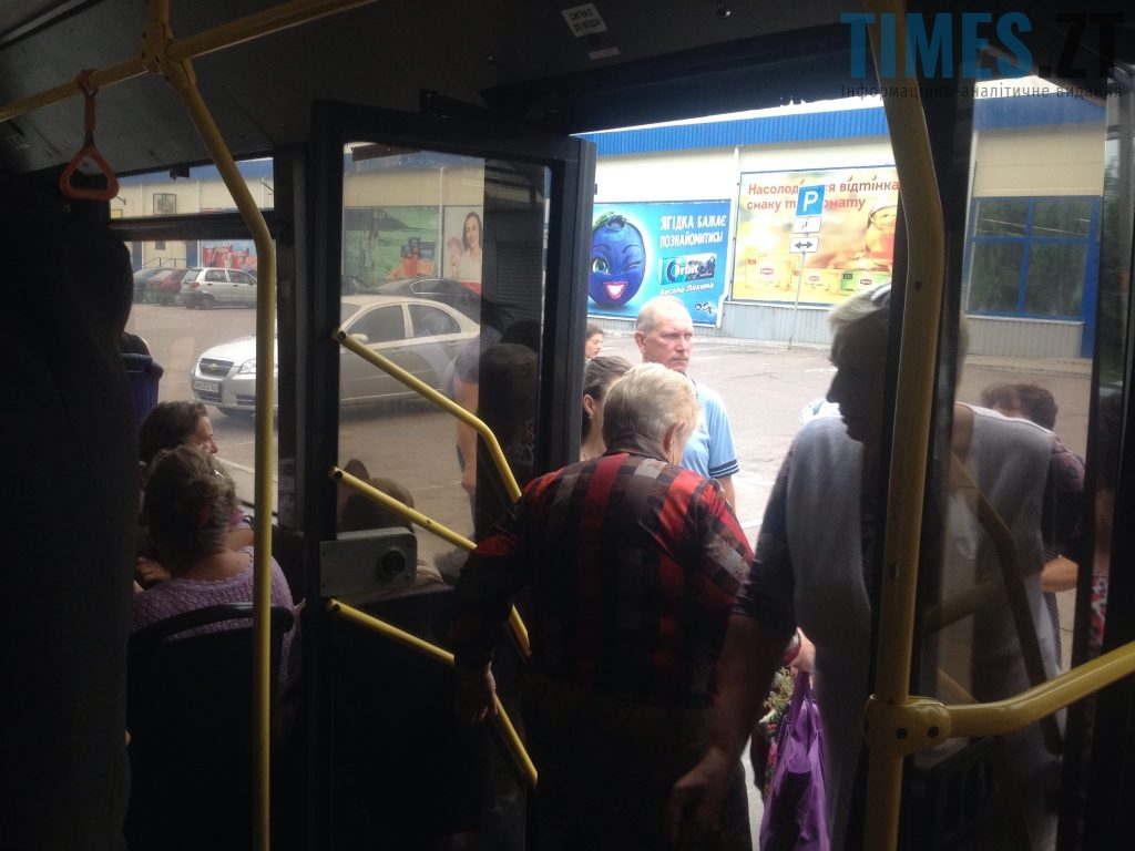 IMG 5159 1024x768 - Вартість проїзду у громадському транспорті Житомира зростатиме