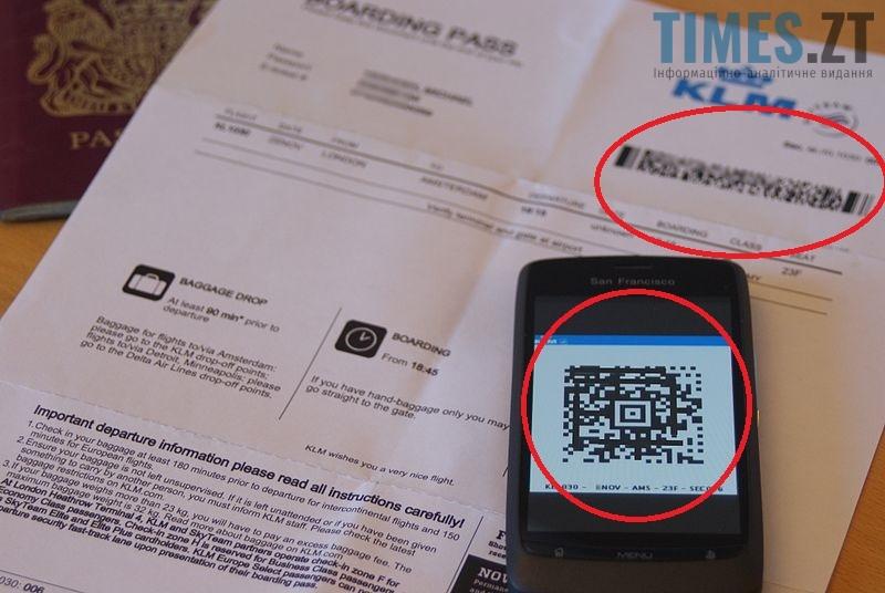Фото документів, квитків, кредиток в інтернеті   TIMES.ZT
