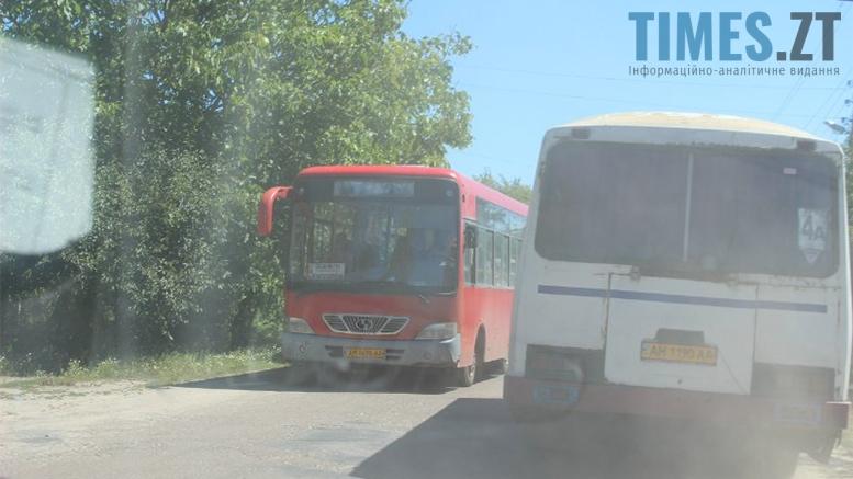12 - Нехепіендова історія: транспортні перевезення в Бердичеві