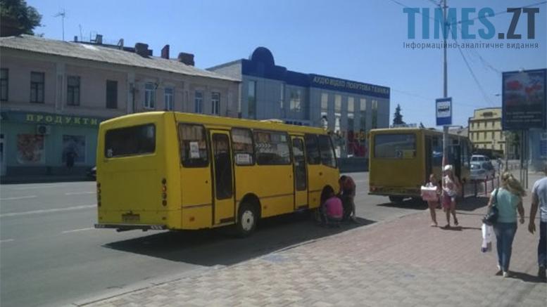 22 - Нехепіендова історія: транспортні перевезення в Бердичеві