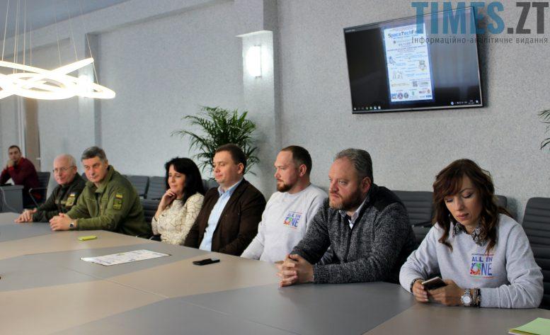 """IMG 5959 e1509891001892 - Фестиваль науки і техніки """"SpaceTechFest"""" пройшов у Житомирі"""