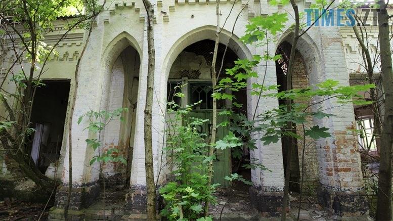 001 2 777x437 - Проект ESCAPE: Маєток Модеста Єзерського в селі Іванківці (ВІДЕО)