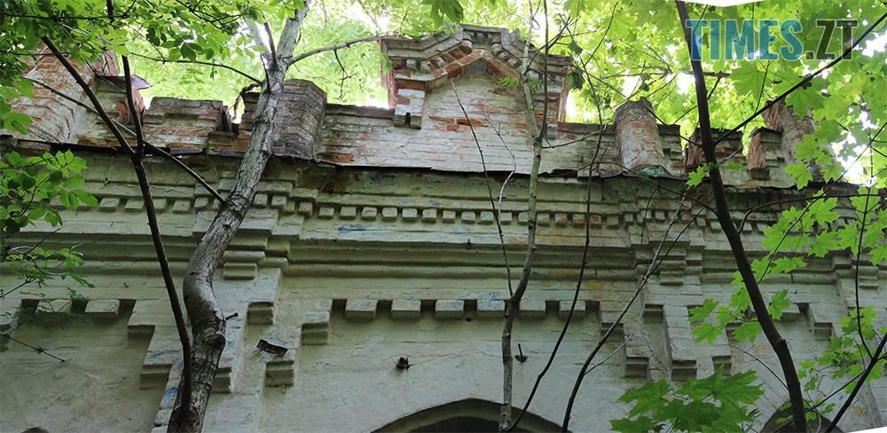 002 2 - Проект ESCAPE: Маєток Модеста Єзерського в селі Іванківці (ВІДЕО)