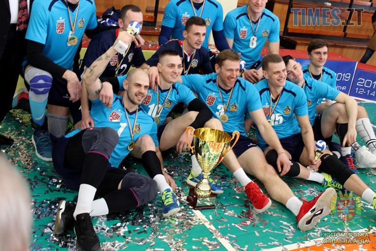 01aaaaaaaaaaaaacholvol16 - «Знай наших!» Житомирські волейболісти повернулись додому з перемогами