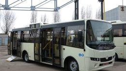 Міський автобус «Ataman» A092H6