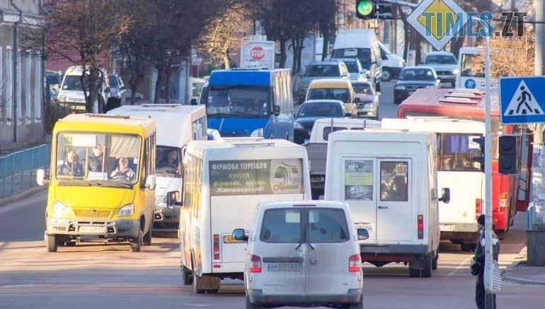 38845386 770x437 - Від завтра в Житомирі зміниться рух транспорту на деяких маршрутах (СХЕМА)