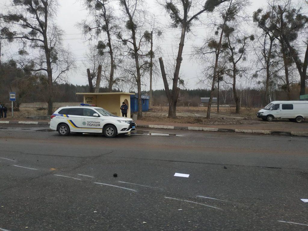 53078624 2161790663911938 6650187031659937792 n 1024x768 - Під Житомиром вантажівка Mercedes зіткнулася з рейсовим автобусом: постраждали пасажири (фото)
