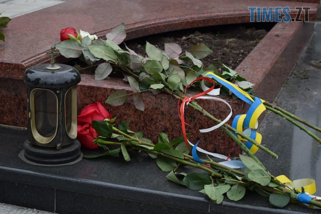 58b44db7 c895 4451 a6dd dd5bec964117 1024x684 - В Житомирі вшанували пам'ять полеглих у російсько-українській війні
