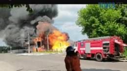 60591138 587618465062215 7339862752518733824 n 260x146 - В Житомирі сталася пожежа на заправці Яркон (ВІДЕО)