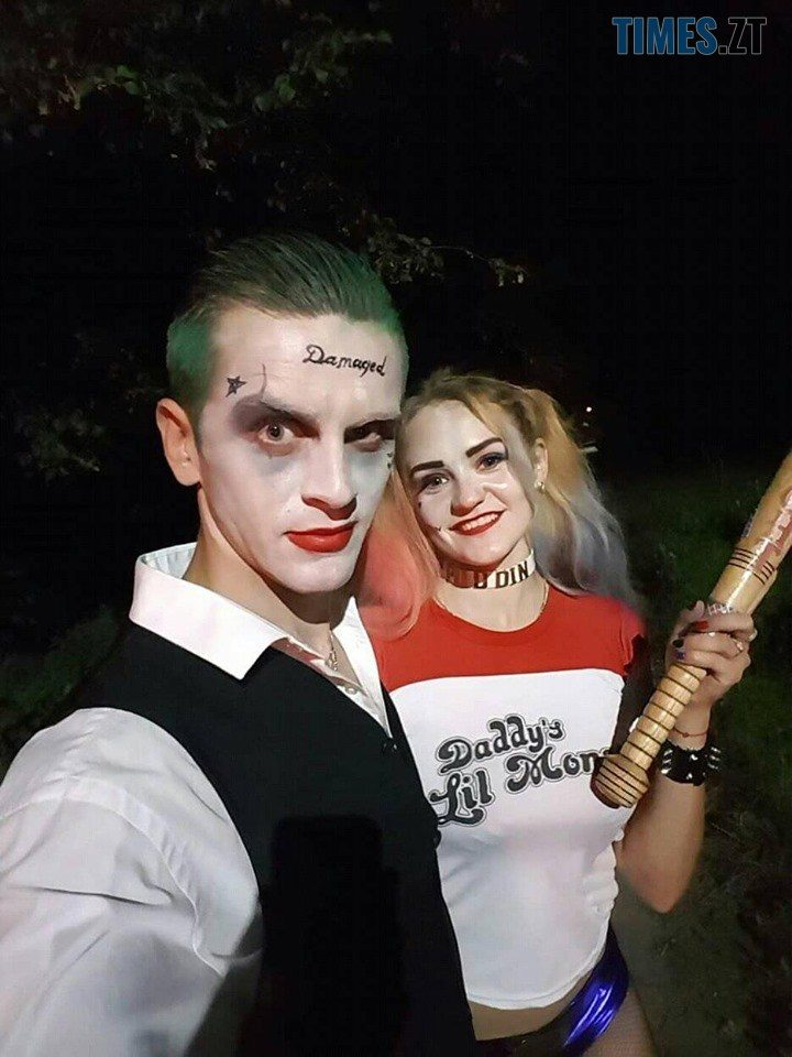 73295355 734581820380331 5779983243960909824 n e1571910750967 - Макіяж на Halloween: образ Харлі Квін в домашніх умовах