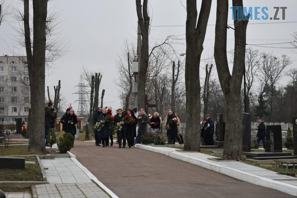 7917205e c836 4f57 bccc a7ce245d34b1 1024x684 - В Житомирі вшанували пам'ять полеглих у російсько-українській війні