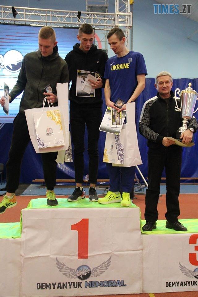82502237 1046724552370926 1860664971763908608 o - Легкоатлети з Житомирщини привезли зі Львова чергові медалі