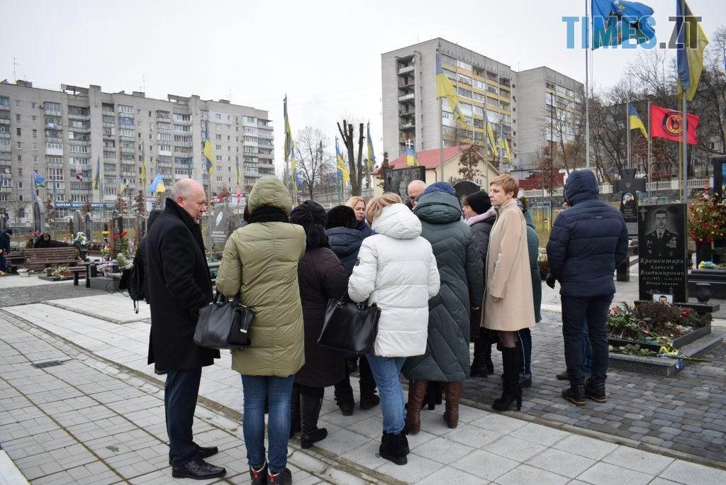 8fc83da8 b7f9 4f2b 8356 bf17ec6b6ffd 1024x684 - В Житомирі вшанували пам'ять полеглих у російсько-українській війні