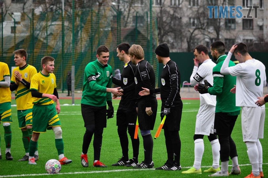 DSC 0001 6 1024x681 - U19 ФК «Полісся» «отримав на горіхи» від дорослої команди ФК «Полісся» (ФОТО)