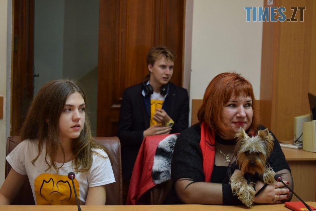 DSC 0011 5 1024x684 - Житомирянка створила мобільний додаток на допомогу власникам  домашніх тварин