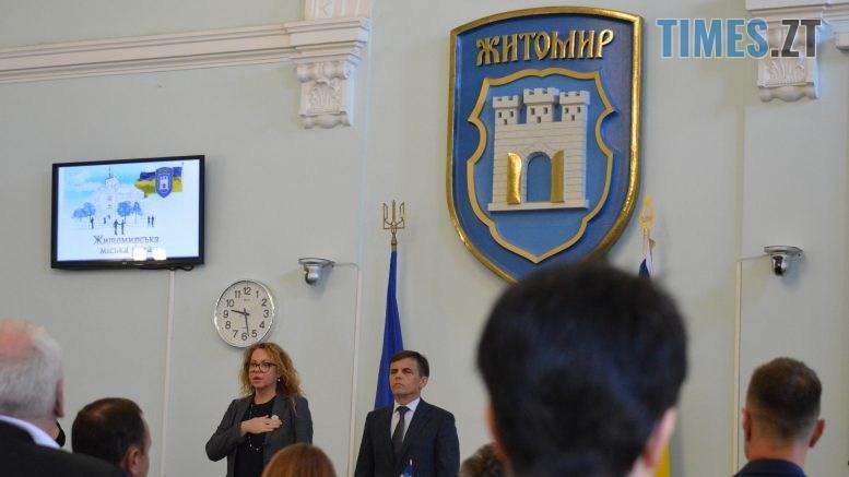 DSC 0013 777x437 - Житомирський міський голова пропонує чиновникам, відповідальним за транспорт, звільнитися