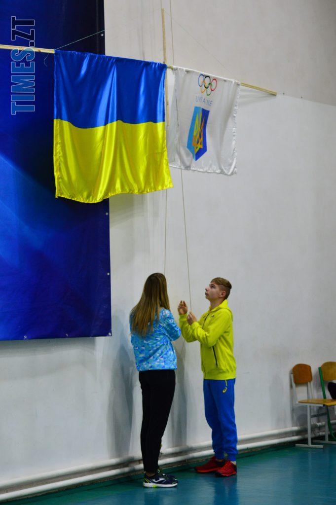 DSC 0025 7 e1578572860139 681x1024 - Житомирський державний університет підняв прапори з нагоди відкриття зимової Олімпіади (ФОТО)