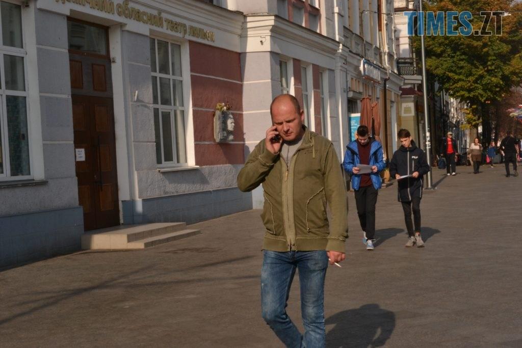 DSC 0036 5 1024x683 - «Дорогі цигарки — це як дорога жінка!» Житомиряни розповіли, чи готові до підняття цін на цигарки