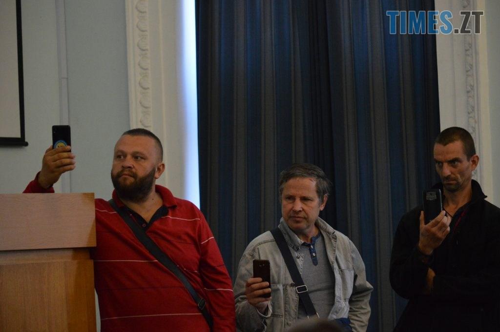 DSC 0041 1 1024x681 - Житомирський міський голова пропонує чиновникам, відповідальним за транспорт, звільнитися
