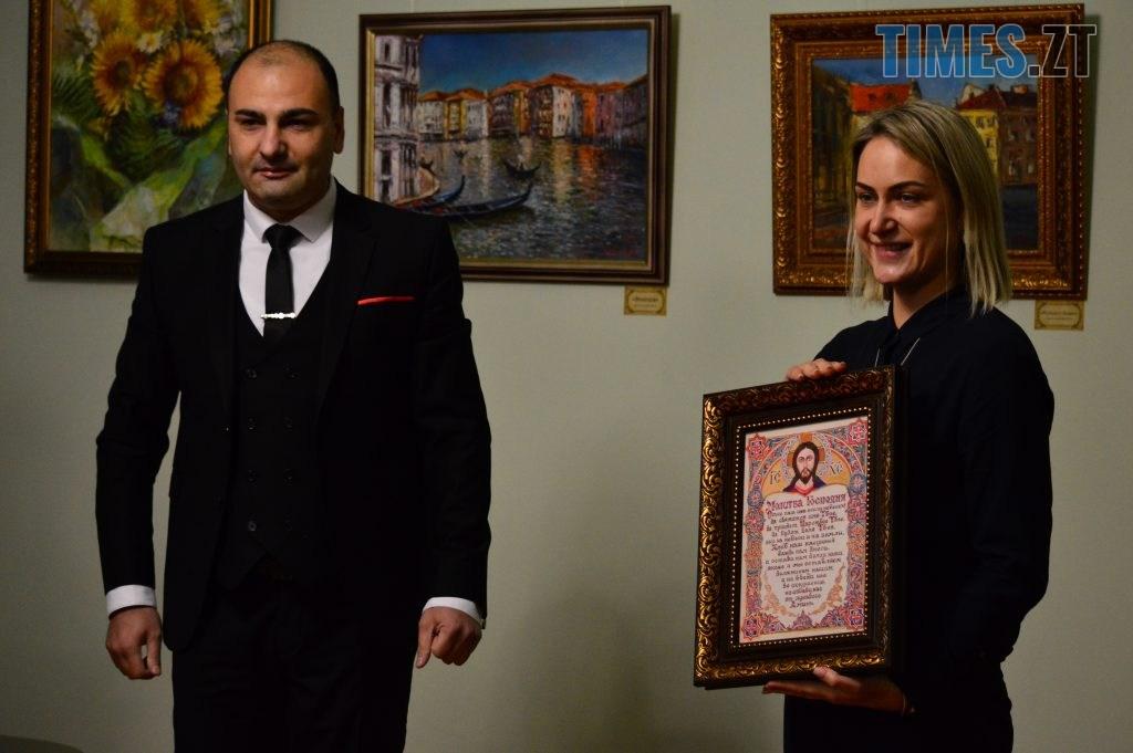 DSC 0041 8 1024x681 - Вірменський художник презентував виставку «Ключі від міста», присвячену Житомиру (ФОТО)
