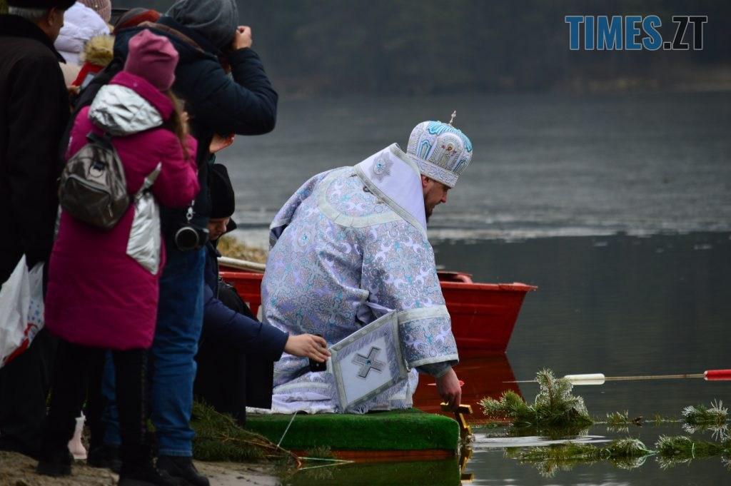 DSC 0042 13 1024x681 - Святкування Водохреща у Житомирі: купання, розваги та смачна їжа (ФОТО)