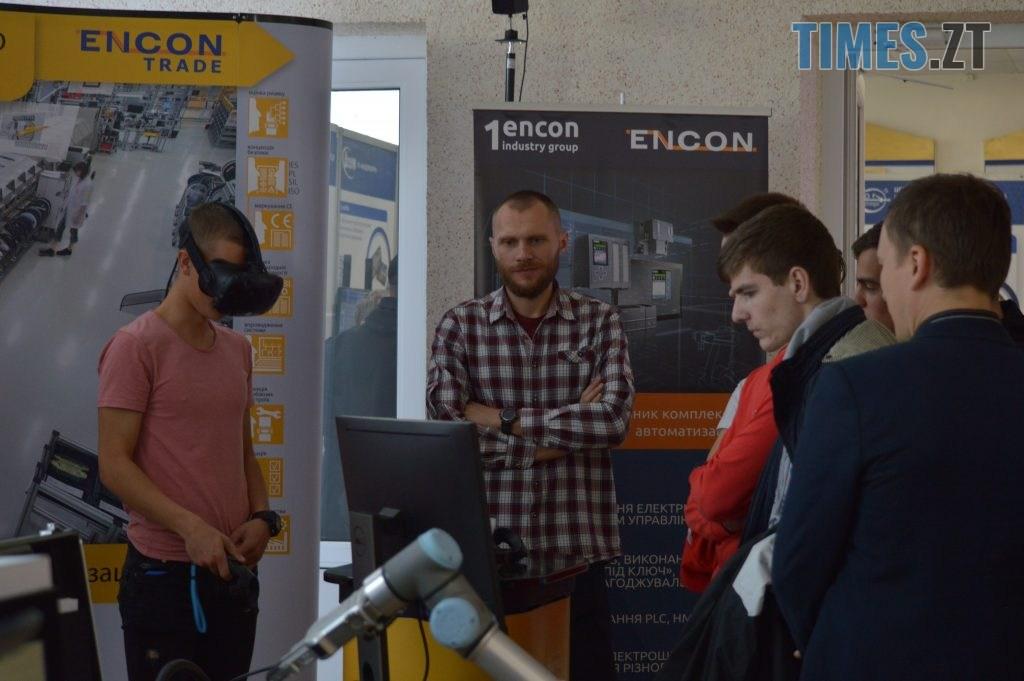 DSC 0046 4 1024x681 - У «Житомирській Політехніці» відбувся фестиваль технологій, науки та космосу «Space Tech Fest 2019» (ФОТО)