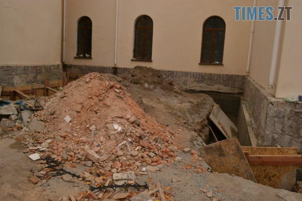 DSC 0046 7 1024x683 - Чиновники Житомирської ОДА нищать археологічну спадщину міста