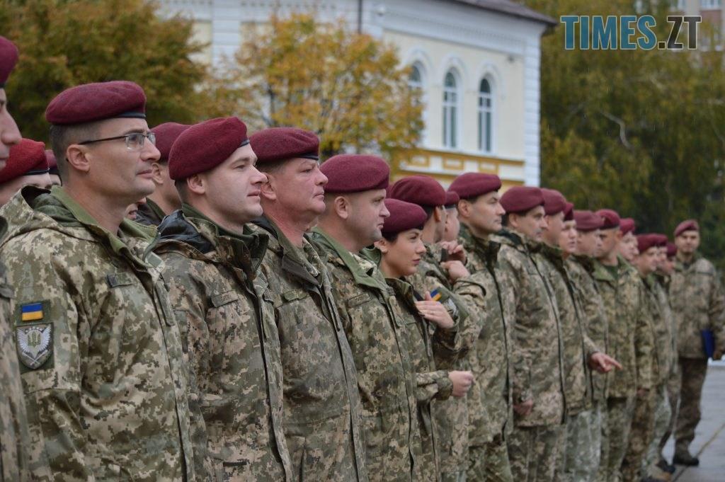 DSC 0047 3 1024x681 - Герої не вмирають! Житомиряни долучилися до відзначення Дня захисника України (ФОТО)