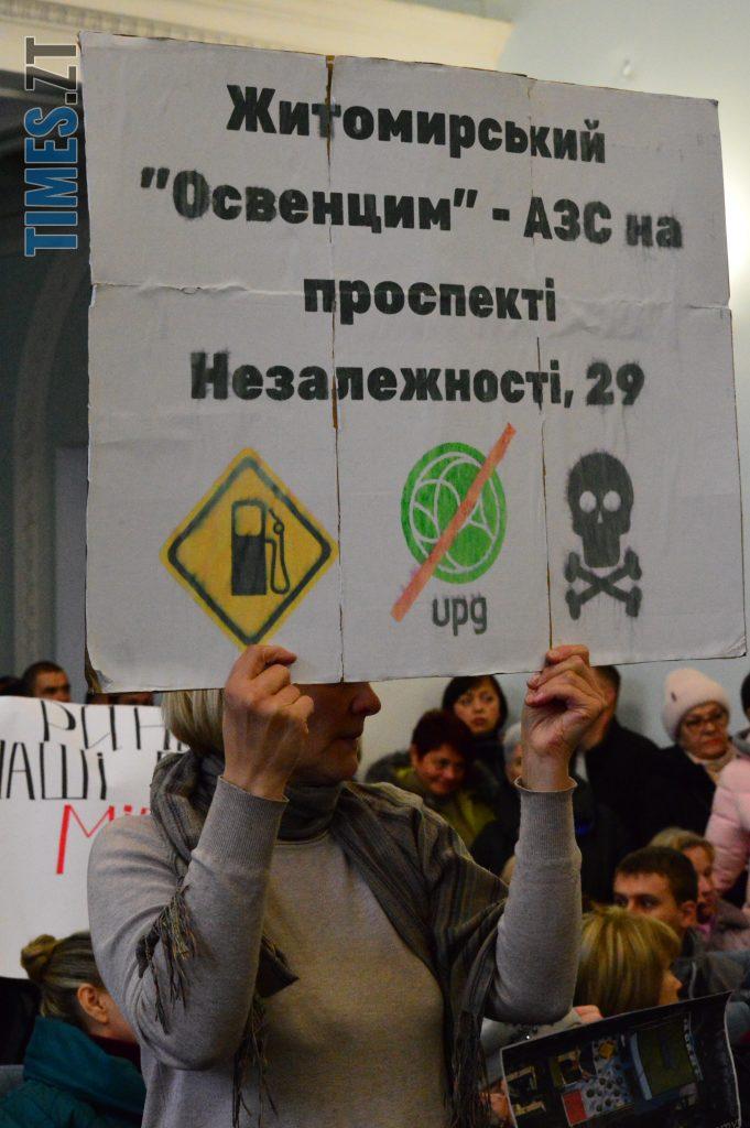 DSC 0053 4 e1572519025106 681x1024 - Депутати Житомирської міської ради прийняли рішення щодо скасування будівництва АЗС UPG