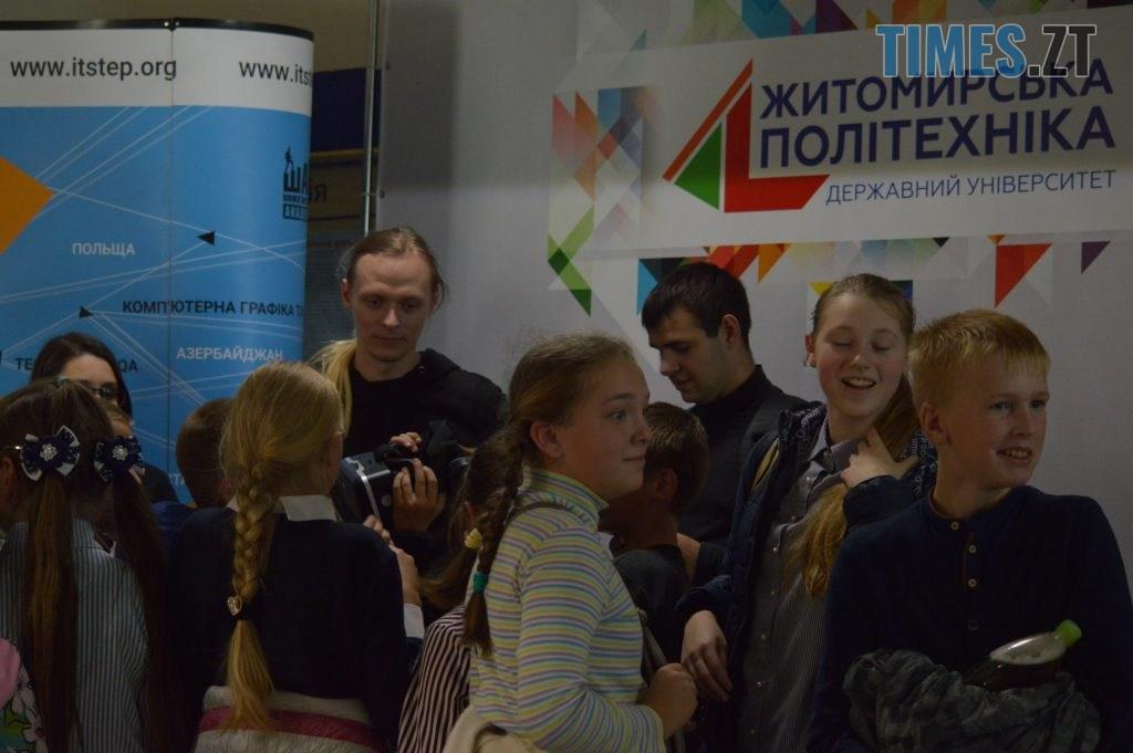 DSC 0054 2 1024x681 - У «Житомирській Політехніці» відбувся фестиваль технологій, науки та космосу «Space Tech Fest 2019» (ФОТО)