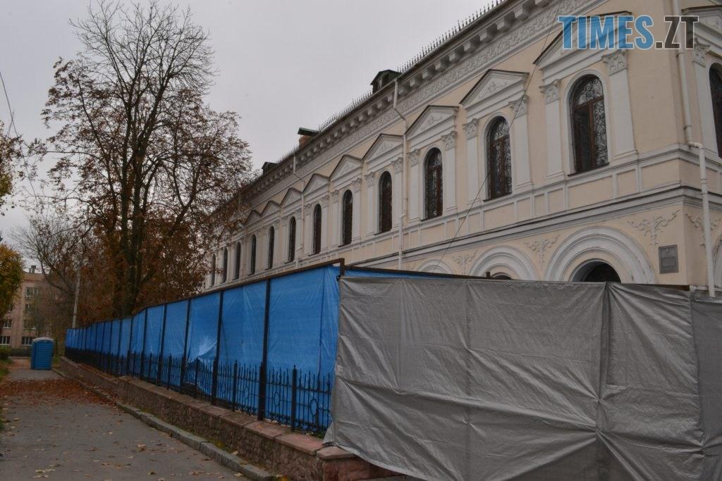 DSC 0057 3 1024x683 - Чиновники Житомирської ОДА нищать археологічну спадщину міста