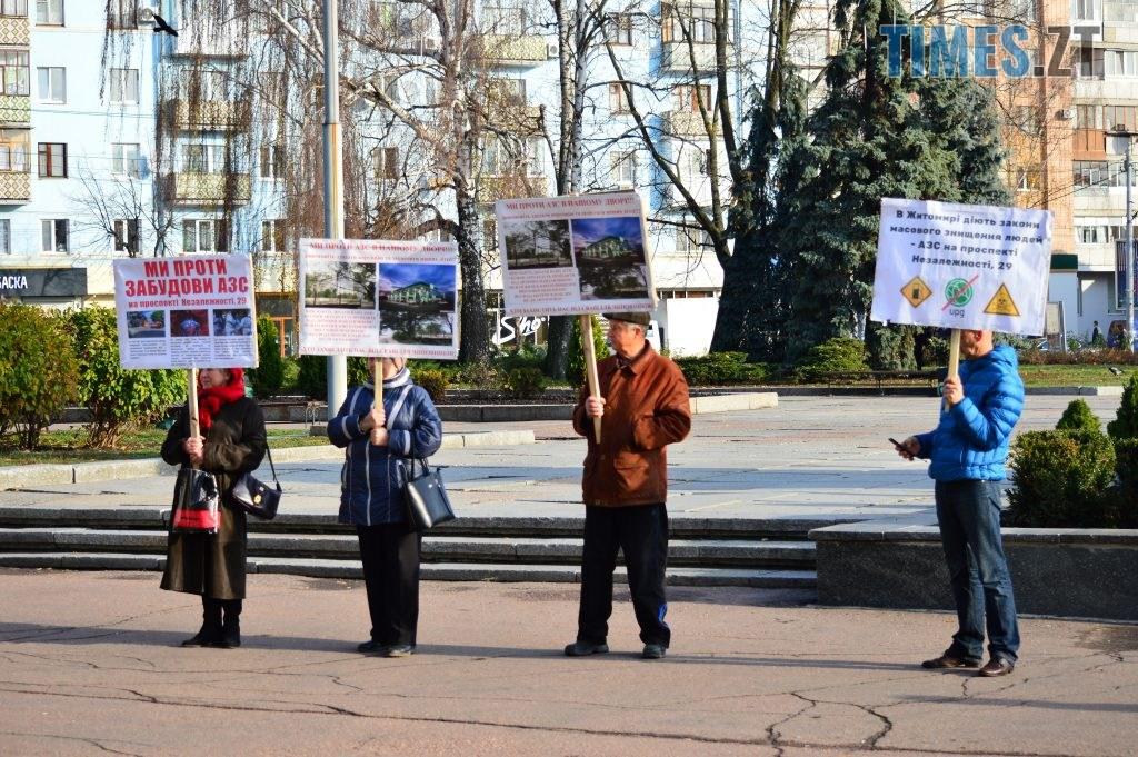 DSC 0058 9 1024x681 - Заступник начальника ГУНП Житомирщини пообіцяв накласти арешт на земельну ділянку АЗС UPG (ВІДЕО)