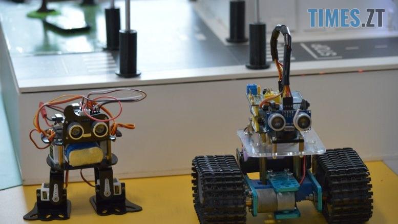 DSC 0059 777x437 - У «Житомирській Політехніці» відбувся фестиваль технологій, науки та космосу «Space Tech Fest 2019» (ФОТО)