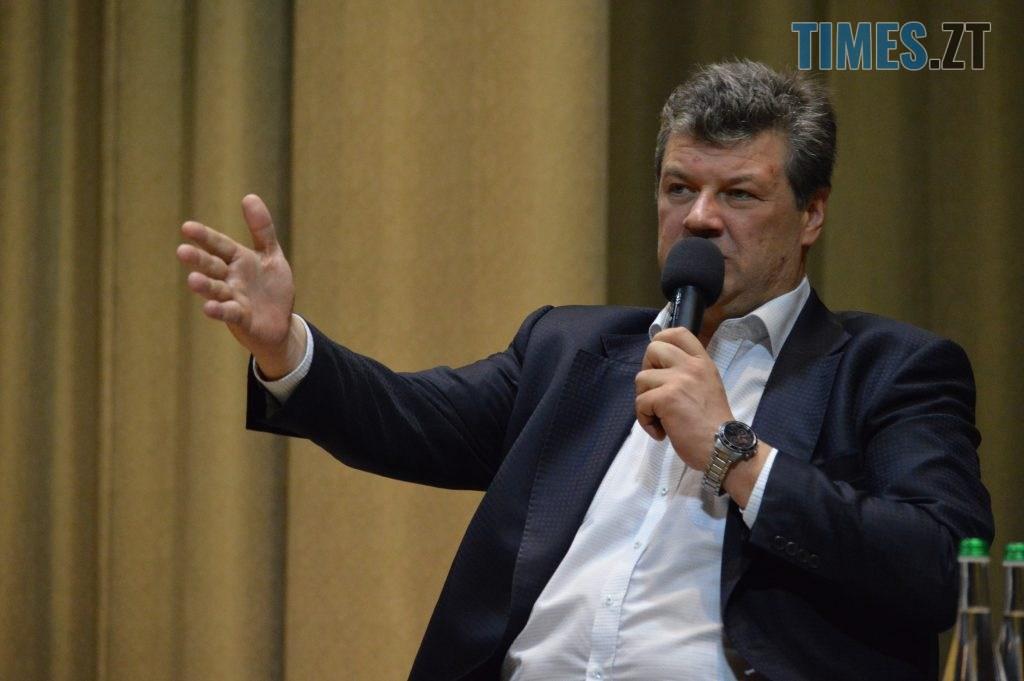 DSC 0072 3 1024x681 - У Житомирі міністр оборони України зустрівся з громадськістю аби пояснити деталі «Формули Штайнмаєра» (ВІДЕО)