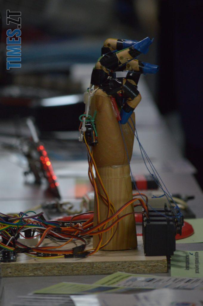 DSC 0076 1 e1570109119128 681x1024 - У «Житомирській Політехніці» відбувся фестиваль технологій, науки та космосу «Space Tech Fest 2019» (ФОТО)
