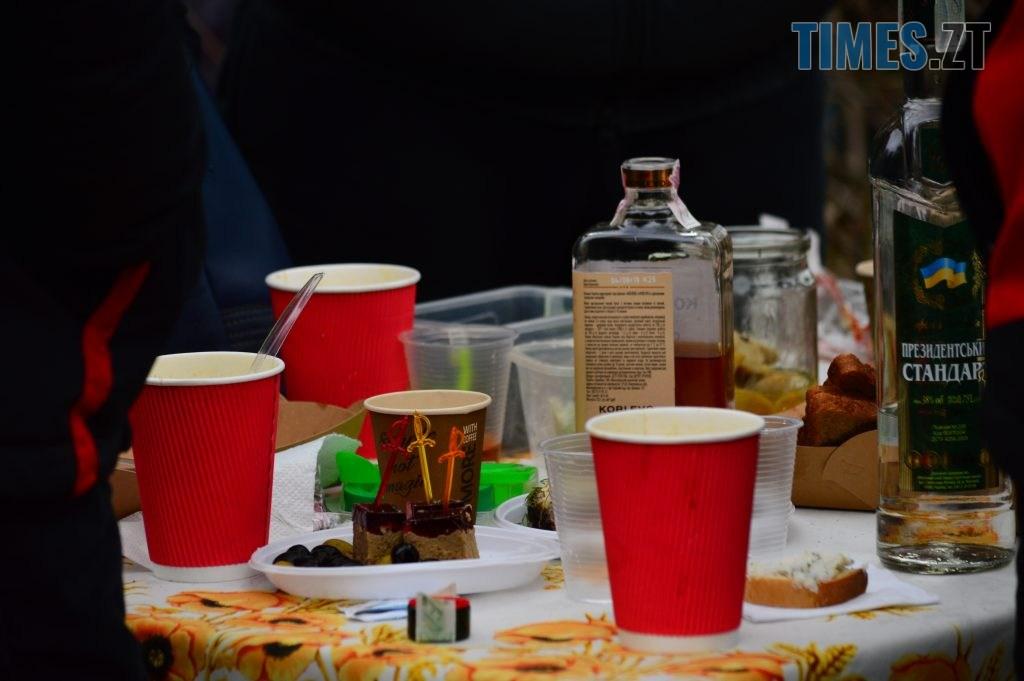 DSC 0086 7 1024x681 - Святкування Водохреща у Житомирі: купання, розваги та смачна їжа (ФОТО)