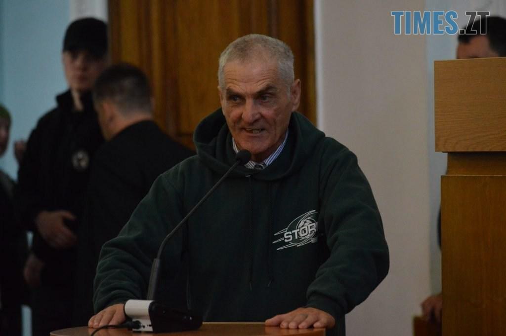 DSC 0110 1 1024x681 - Житомирський міський голова пропонує чиновникам, відповідальним за транспорт, звільнитися