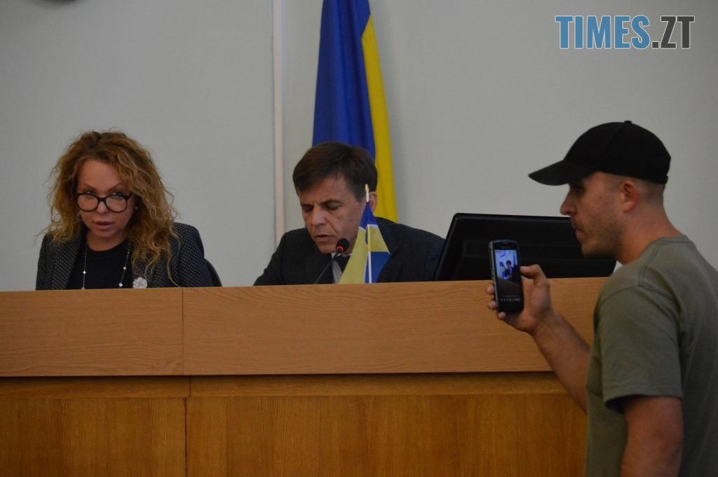 DSC 0115 1024x681 - Житомирський міський голова пропонує чиновникам, відповідальним за транспорт, звільнитися