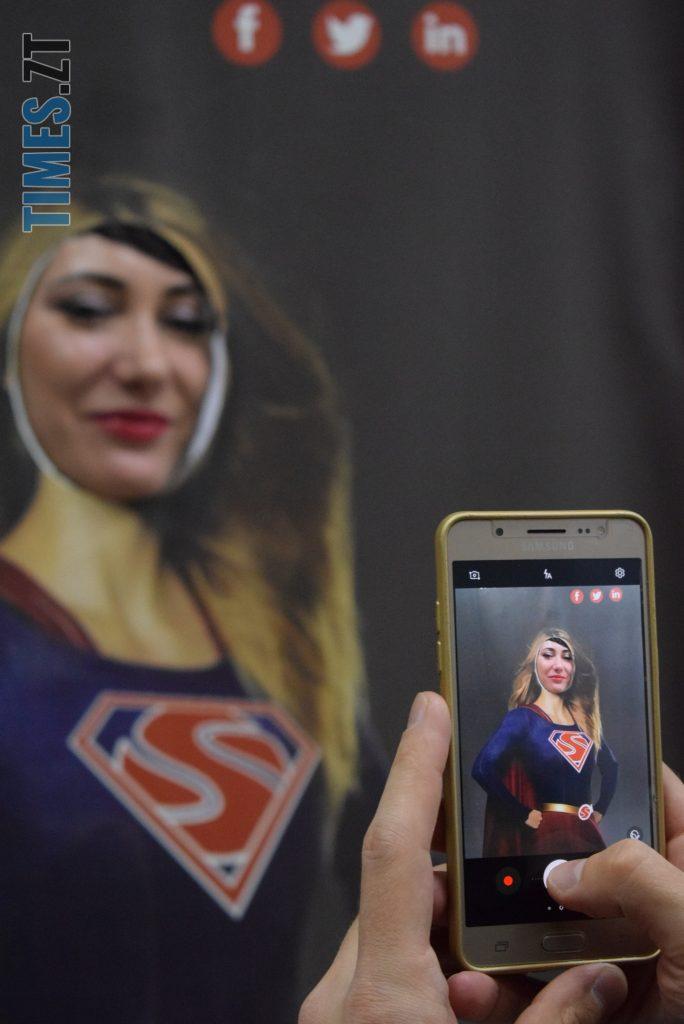 DSC 0124 e1571392173102 684x1024 - «Дівчата також можуть!» В Житомирі відбувся перший в Україні «Robotics Festival for Girls» (ФОТО)