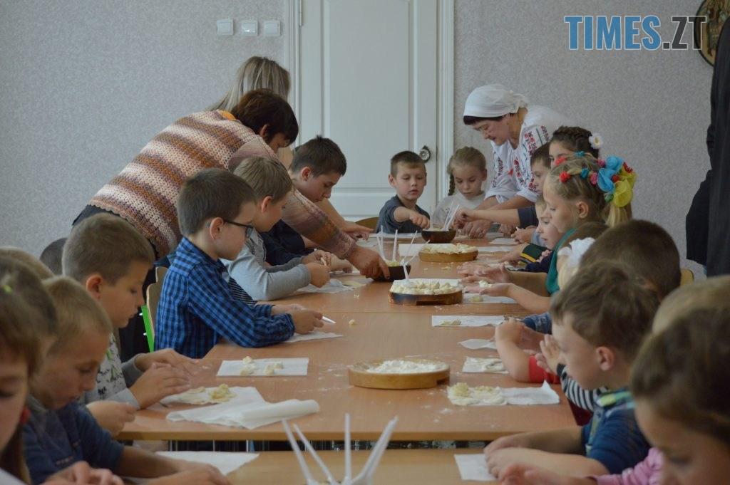 DSC 0129 1024x681 - Житомирські атошники подарували дитячому будинку свято(ФОТО)