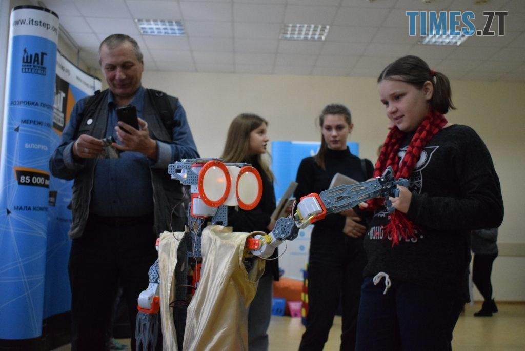 DSC 0142 1 1024x684 - «Дівчата також можуть!» В Житомирі відбувся перший в Україні «Robotics Festival for Girls» (ФОТО)