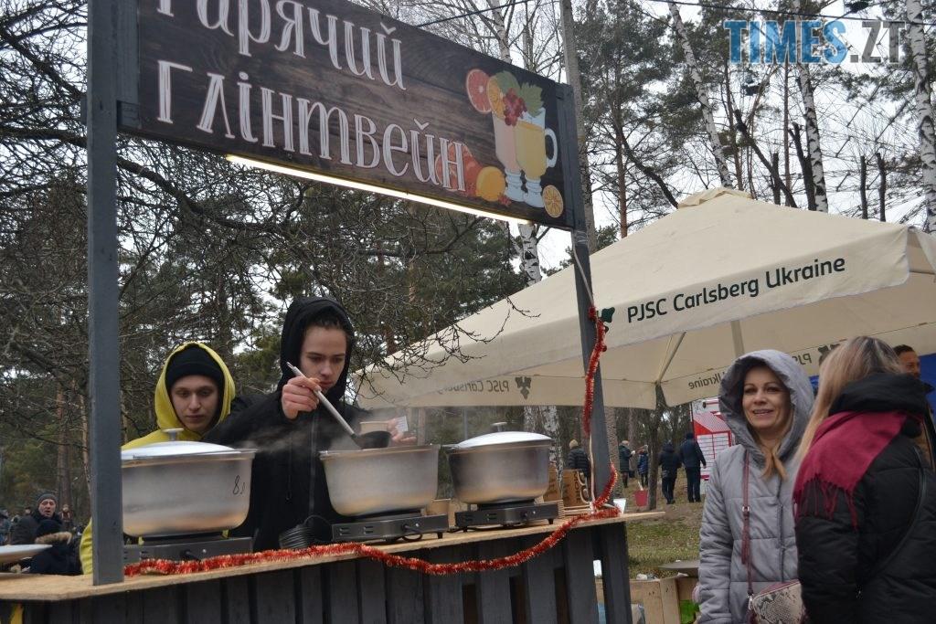 DSC 0142 4 1024x683 - Святкування Водохреща у Житомирі: купання, розваги та смачна їжа (ФОТО)