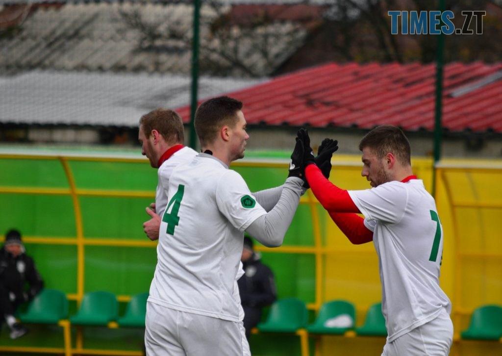 DSC 0160 3 1024x726 - U19 ФК «Полісся» «отримав на горіхи» від дорослої команди ФК «Полісся» (ФОТО)