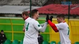DSC 0160 3 260x146 - U19 ФК «Полісся» «отримав на горіхи» від дорослої команди ФК «Полісся» (ФОТО)