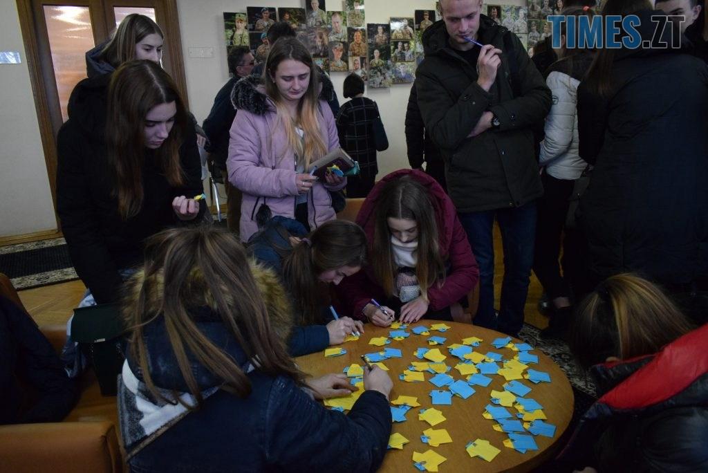 DSC 0169 1 1024x684 - «Погляд АТО: 1000 облич» — в Житомирській ОДА відкрилась фотовиставка, присвячена захисникам України (ФОТО)