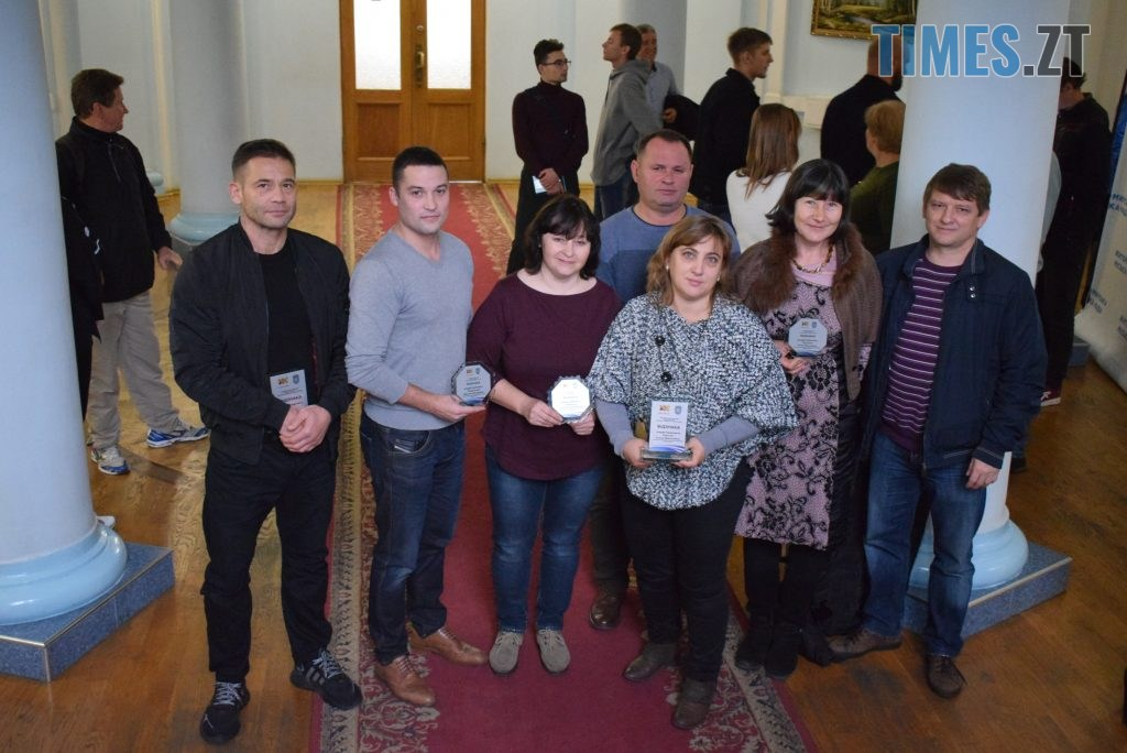 DSC 0175 1024x684 - «Кращі серед кращих» В Житомирі відзначили кращих тренерів міста  (ФОТО)
