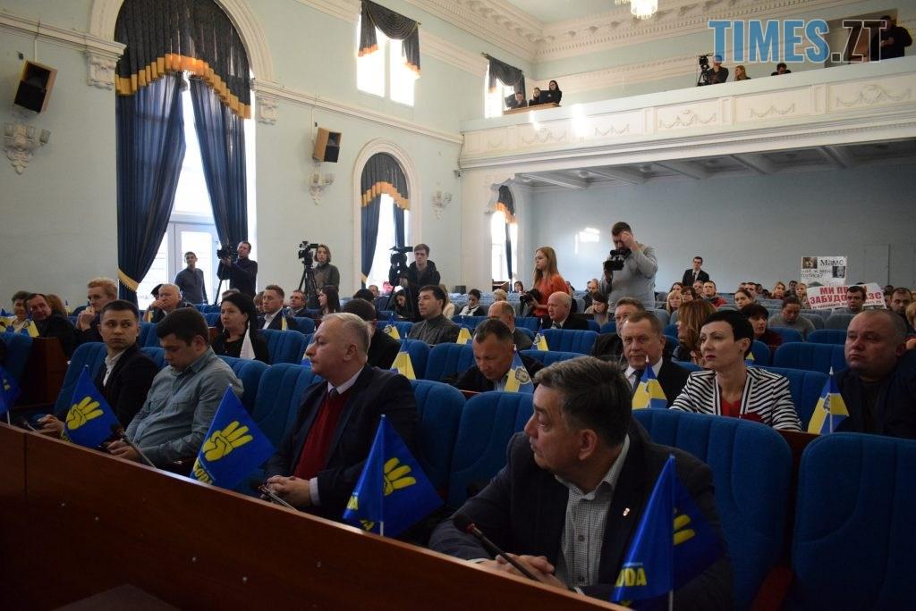 DSC 0188 1024x684 - Житомирські депутати збираються шукати міських лобістів у Верховній Раді
